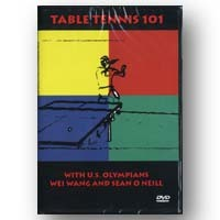 Alpha Modern Table Tennis 101 Training DVD